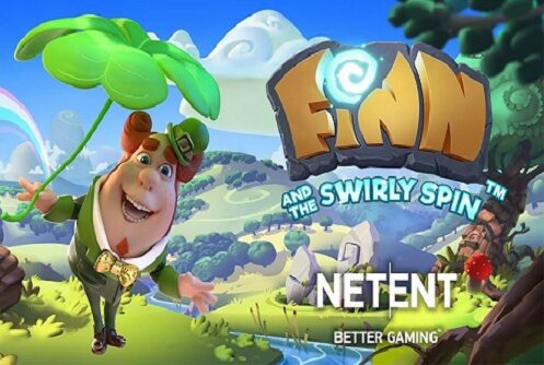 Finn and the Swirly Spin image